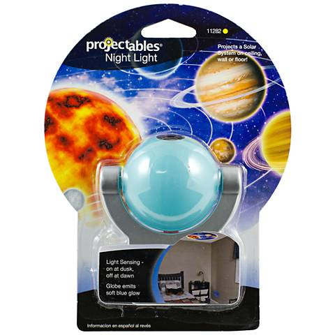 Projectable Planet LED Night Light