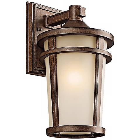 "Atwood 14 1/2"" High Energy Efficient Outdoor Wall Light"