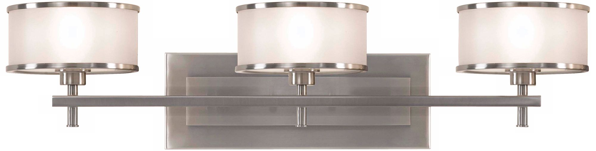Feiss Casual Luxury 26  Wide Bathroom Wall Light  sc 1 st  L&s Plus & Feiss Bathroom Lighting | Lamps Plus azcodes.com