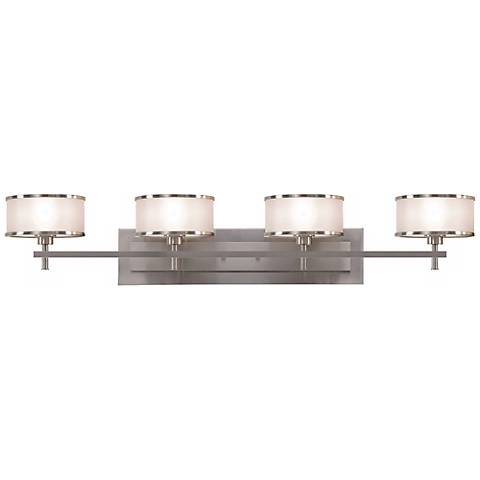 Feiss Casual Luxury 36 Wide Bathroom Wall Light M7805 Lamps Plus