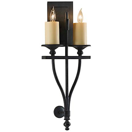 Wall Sconces Lamps Plus : Feiss King s Table 22 1/2
