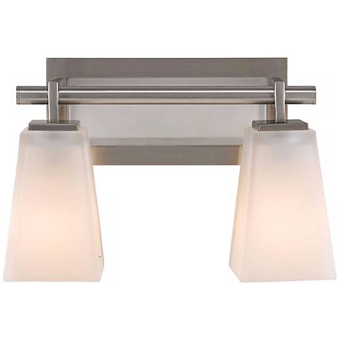 "Feiss Clayton 13 1/4"" Wide Bathroom Wall Light"