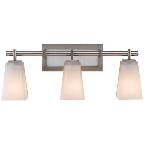 "Feiss Clayton 22 1/4"" Wide Bathroom Wall Light"