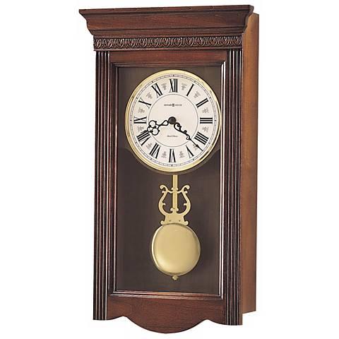 "Howard Miller Eastmont 20 3/4"" High Wall Clock"