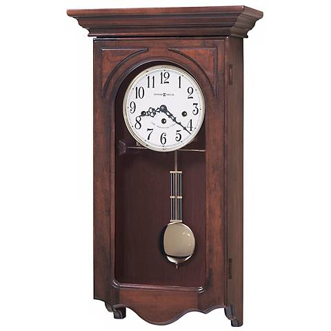 "Howard Miller Jennelle 24 1/4"" High Wall Clock"