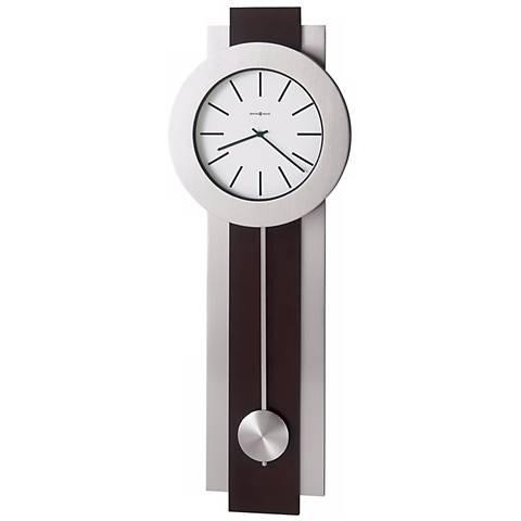 """Howard Miller Bergen 35"""" High Wall Clock"""