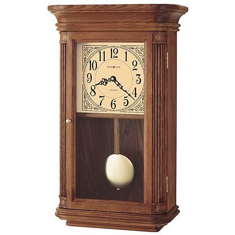 "Howard Miller Westbrook 21 1/2"" High Wall Clock"