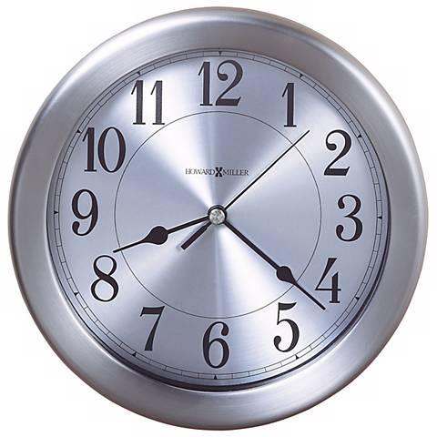 "Howard Miller Pisces 8 1/2"" Wide Wall Clock"
