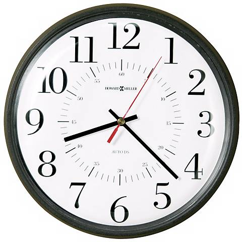 Wall Clocks At Lamps Plus : Howard Miller Alton Wall Clock - #M8783 Lamps Plus