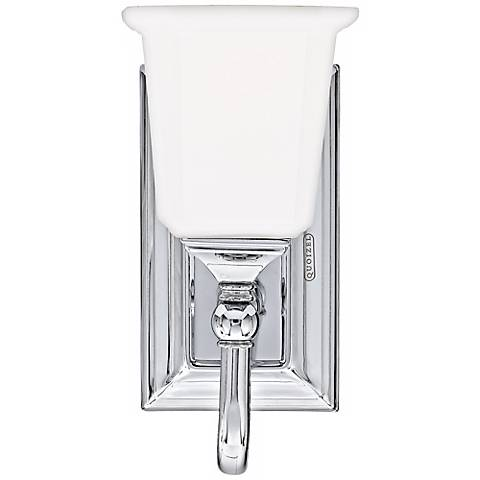 "Nicholas Collection Polished Chrome 10"" High Wall Sconce"