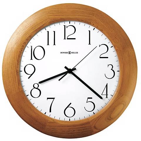 Howard Miller Santa Fe Wall Clock