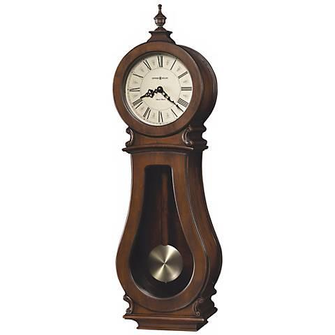 """Howard Miller Adrenal 29 1/2"""" High Wall Clock"""