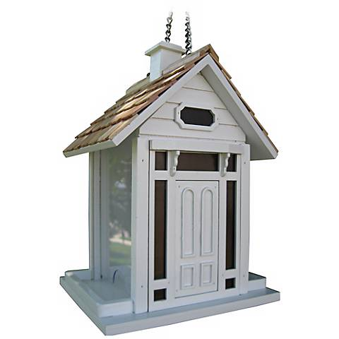 Bellport White Bird House