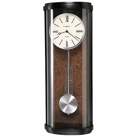 """Howard Miller Cortez 25 1/2"""" High Wall Clock"""