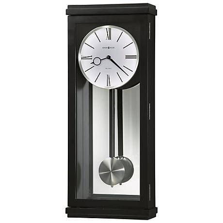 "Howard Miller Alvarez 23 1/4"" High Wall Clock"