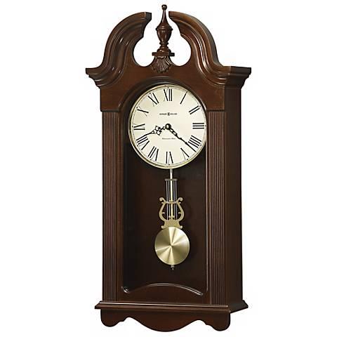 "Howard Miller Malia 26 1/4"" High Wall Clock"