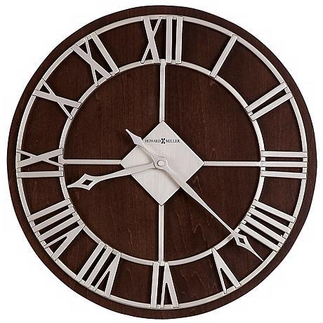 Wall Clocks At Lamps Plus : Howard Miller 15