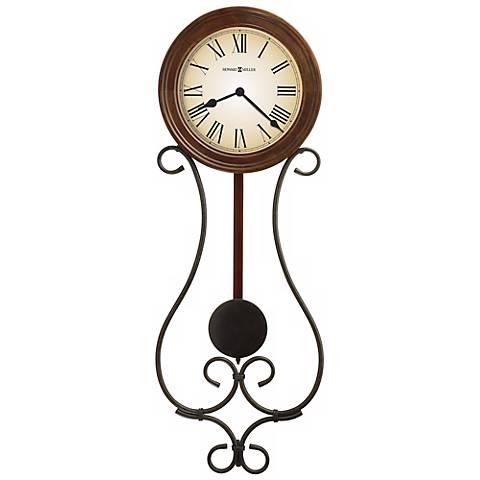 """Howard Miller 22 1/2"""" High Wall Clock"""