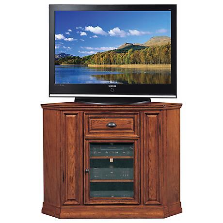 "Boulder Creek 46"" Wide Corner Television Console"