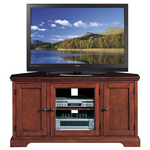 "Westwood Cherry 46"" Wide Television Console"