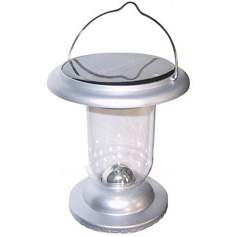 LED Solar Powered Portable Cordless Lantern