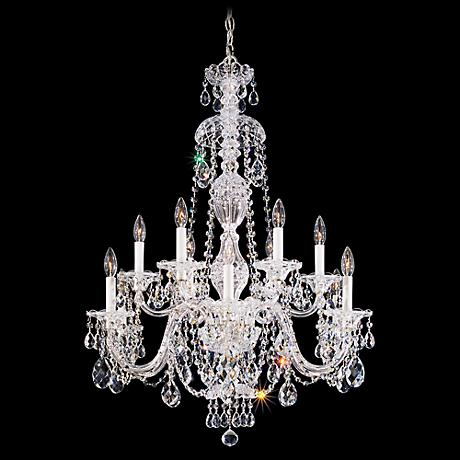 Schonbek Chandeliers Designs From The Bagatelle