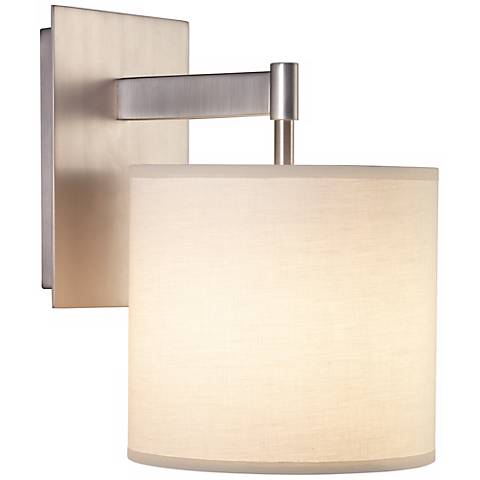 Robert Abbey Echo Plug-In Wall Sconce