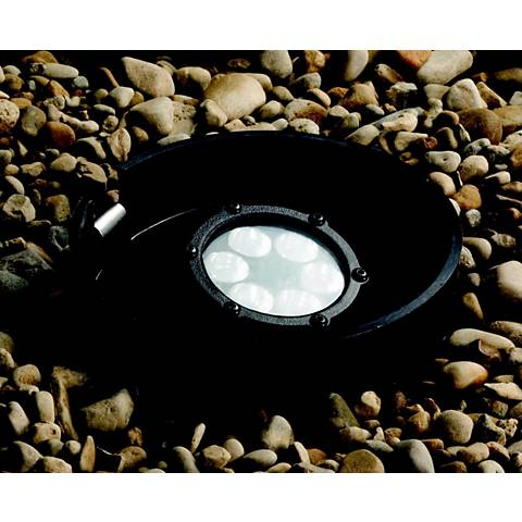 Kichler Black 35-Degree 8 1/2 Watt LED Landscape Well