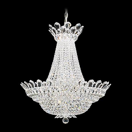 Schonbek Trilliane Collection 40-Light Crystal Chandelier