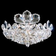 Schonbek Trilliane 8 1/2" High Swarovski Crystal Sconce