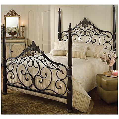 Hillsdale Parkwood Bed