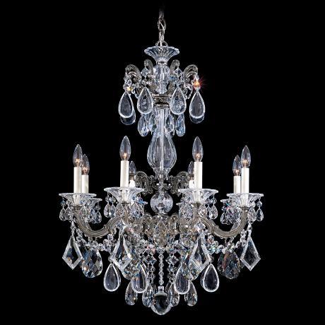 Schonbek La Scala Collection 25 Quot Wide Crystal Chandelier