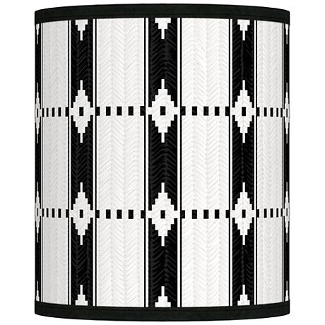 Tribal Weave Giclee Shade 10x10x12 (Spider)