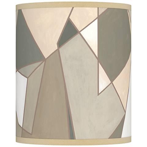 Modern Mosaic I Giclee Shade 10x10x12 (Spider)