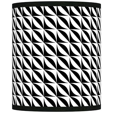 Waves Giclee Shade 10x10x12 (Spider)