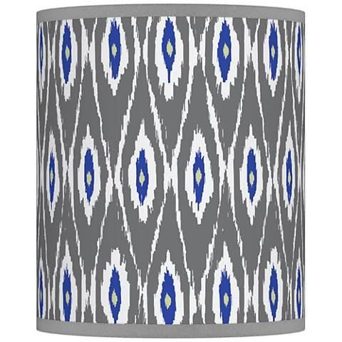 American Ikat Giclee Shade 10x10x12 (Spider)