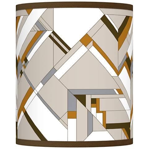 Craftsman Mosaic Giclee Shade 10x10x12 (Spider)