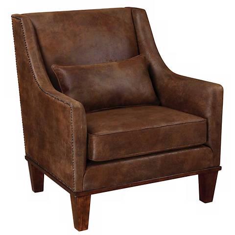 Uttermost Clay Armchair