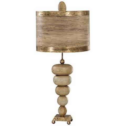 Flambeau Retro Table Lamp