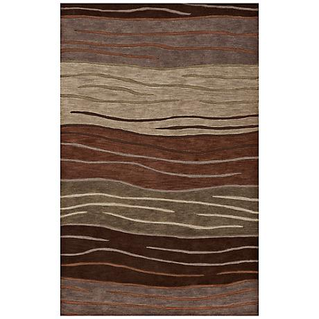 Riverbed Autumn Area Rug