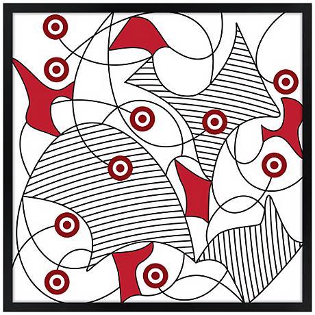 Redfusion Wall Art