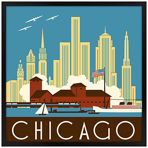 Chicago II Wall Art