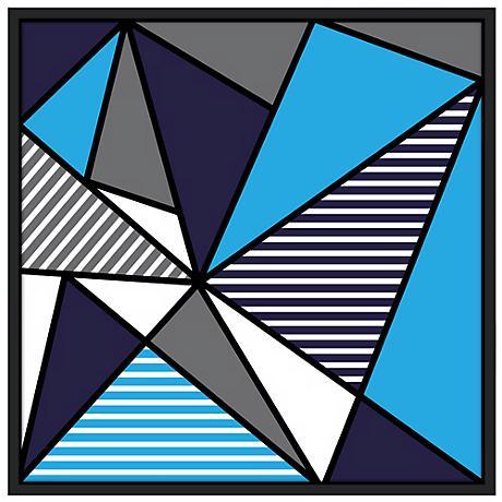 Triangle Jazz Wall Art