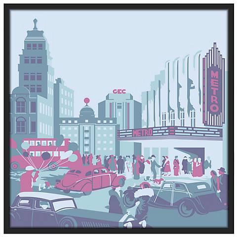 Gotham II Wall Art