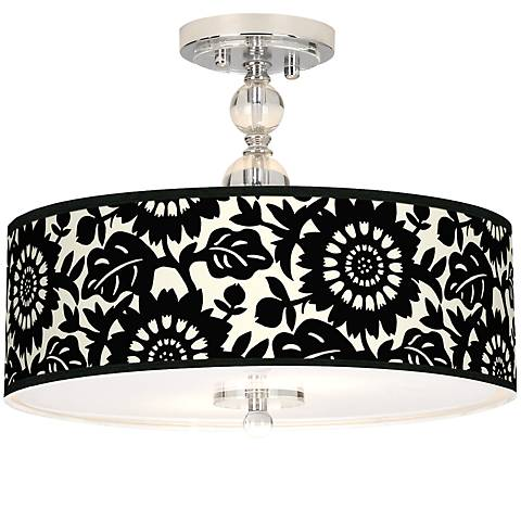 "Seedling by thomaspaul Stockholm 16"" Wide Ceiling Light"