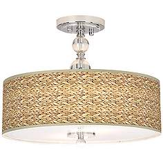 Coastal Close To Ceiling Lights Lamps Plus