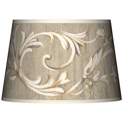 Laurel Court Giclee Empire Lamp Shade 13x16x10.5 (Spider)
