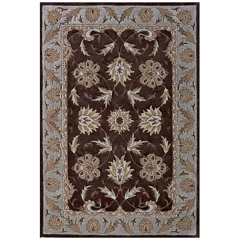 Winchester Collection Linden Fudge Area Rug