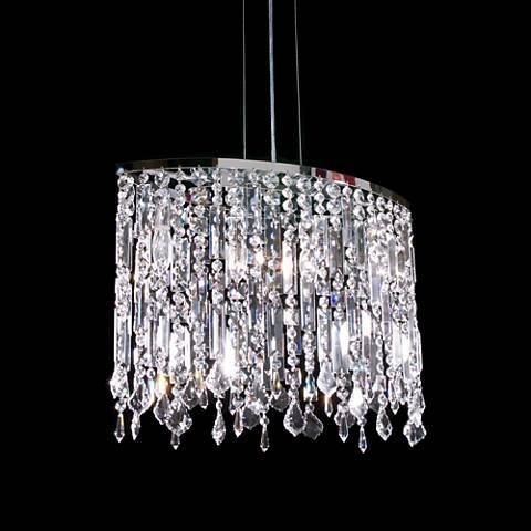 James R. Moder 4-Light Imperial Crystal Chandelier