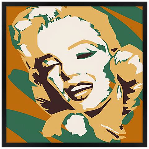Classic Blonde II Wall Art